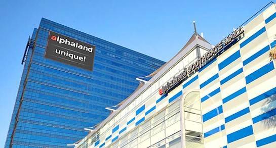 Alphaland SouthGate Mall @ Makati